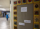 Streikas Žiežmarių gimnazijoje: reikalaujama susitarimo nacionaliniu lygiu