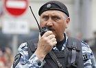 """Buvęs Ukrainos """"Berkut"""" vadas protestuotojus dabar muša Maskvoje"""