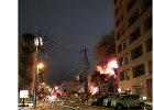 Sekmadienį įvykęs sprogimas Japonijoje visiškai sunaikino restoraną