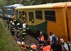 Mažiausiai du žmonės žuvo Čekijoje kaktomuša susidūrus dviem traukiniams