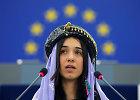 """Nadia Murad ragina saugoti jazides, kol nebus nuteisti """"Islamo valstybės"""" vadeivos"""