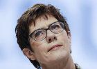 Naująja Vokietijos gynybos ministre bus patvirtinta CDU lyderė