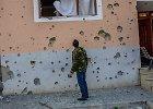 Kalnų Karabache, nepaisant paliaubų, atsinaujino kautynės