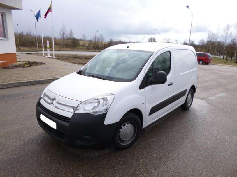 "Vogtas ""Citroen Berlingo"""