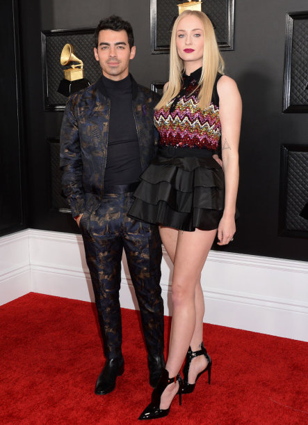 Sophie Turner ir Joe Jonas