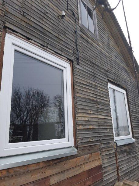 Pakeisti socialinio būsto langai