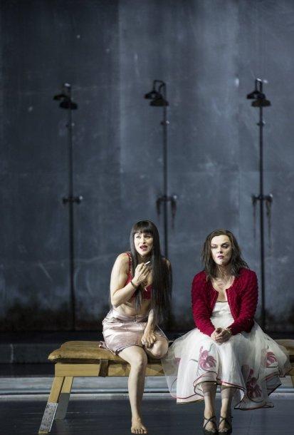 Aušrinė Stundytė ir Asmik Grigorian triumfavo prestižiniame operos festivalyje