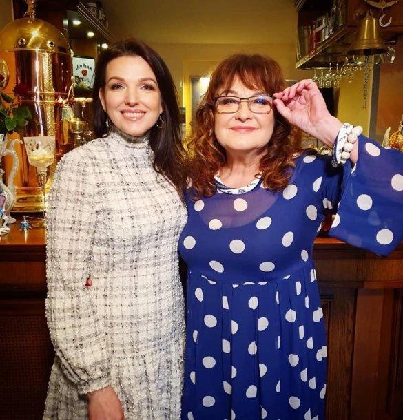 Kristina Rimienė ir Birutė Petrikytė