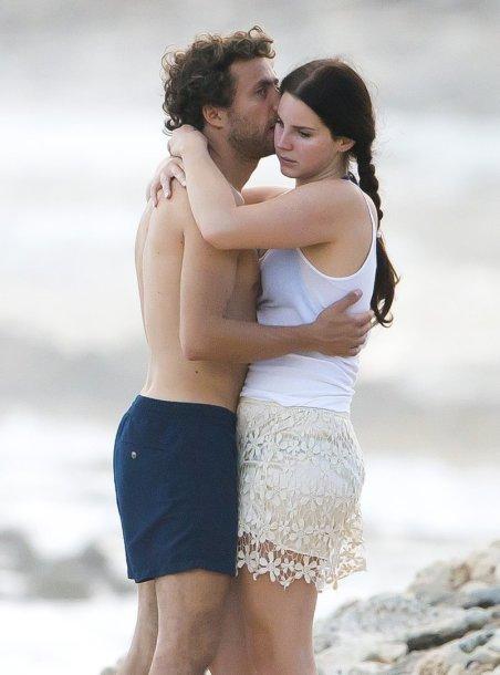 Lana Del Rey ir Francesco Carrozzini