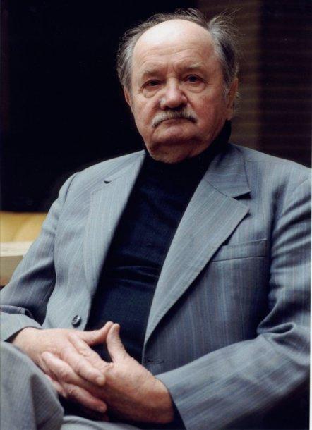 Aktorius Juozas Meškauskas