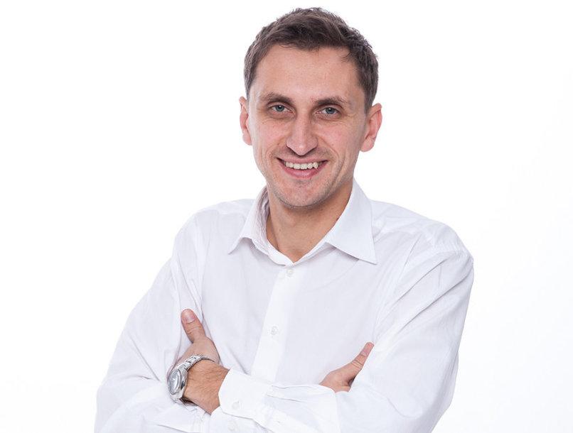KTU Pakavimo inovacijų ir tyrimų centro vadovas doc. dr. Visvaldas Varžinskas