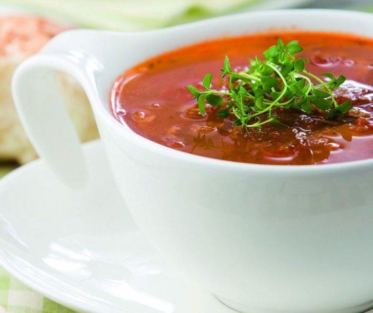 Ypatingoji jautienos sriuba