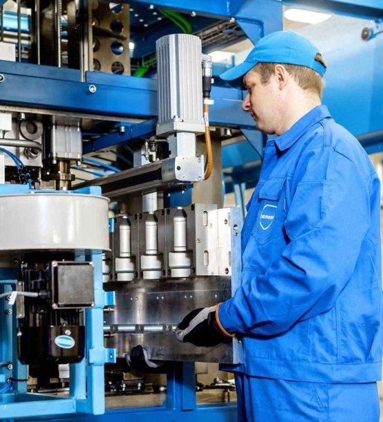 """""""Luminor"""" finansavo unikalią Baltijos šalyse plastiko taros įrenginių gamyklą"""