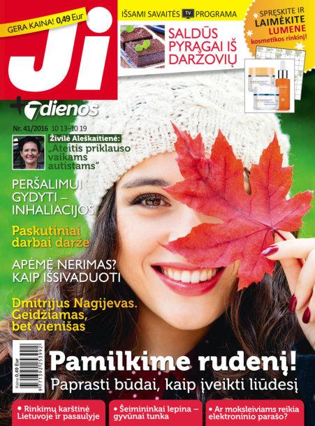 "Žurnalas ""Ji"" (41 nr.)"