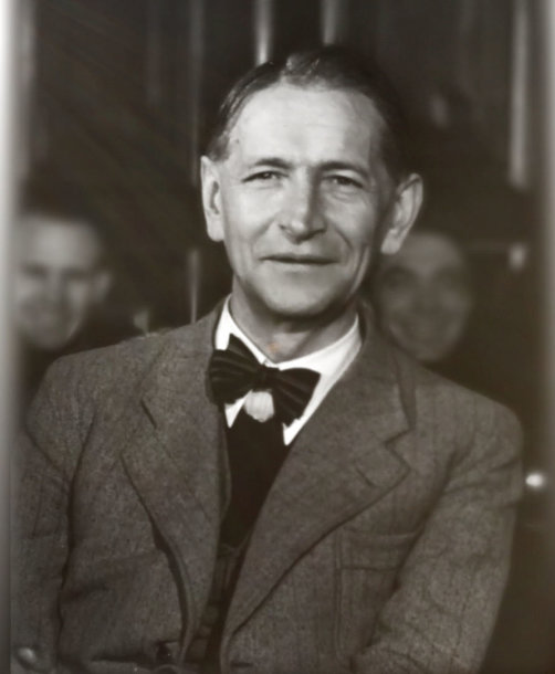 Balys Sruoga 1946 m.