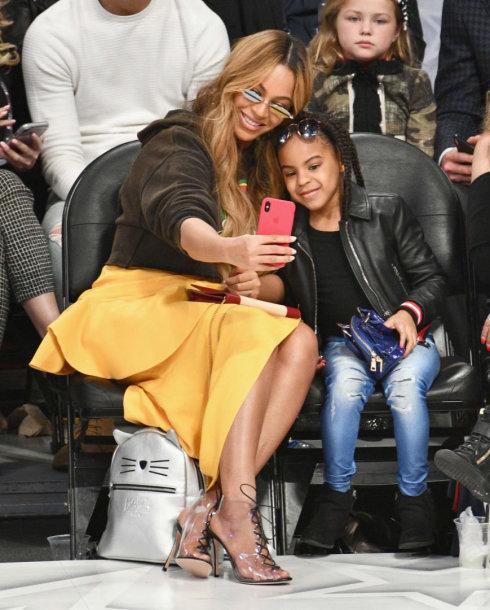 Beyonce su dukra Blue Ivy