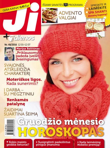 "Žurnalas ""Ji"" (48 nr.)"