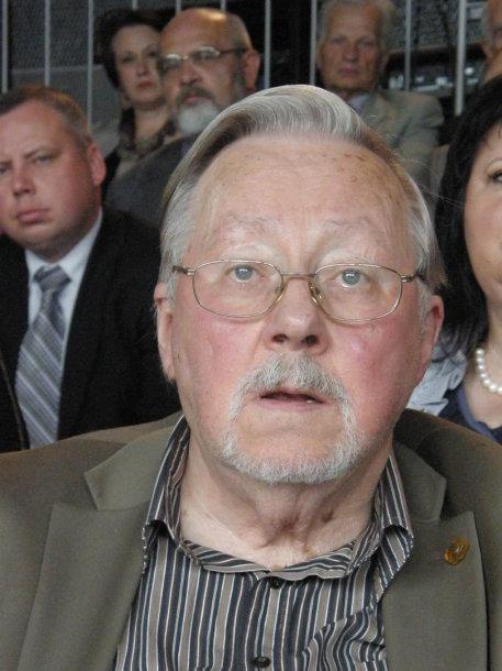 Vytautas Landsbergis TS-LKD tarybos posėdyje
