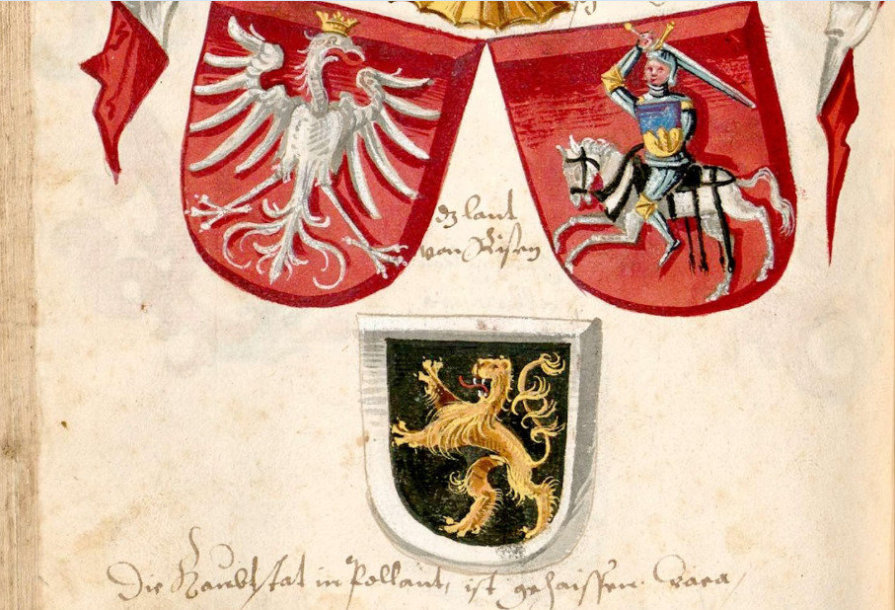 Konrado Griunenbergo kronika (1480 m.)