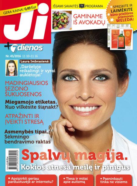 "Žurnalas ""Ji"" (45 nr.)"