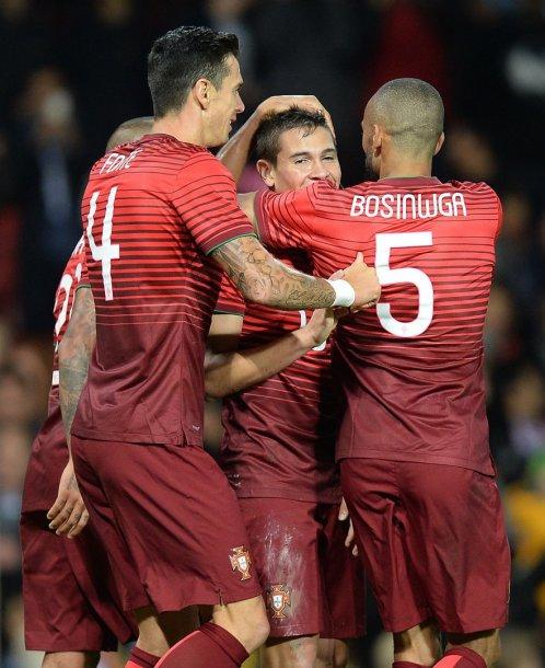Portugalijos ir Argentinos rinktinių kontrolinės rungtynės