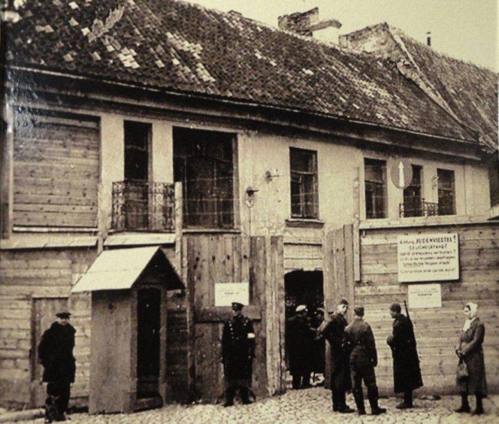 Vilniaus geto vartai