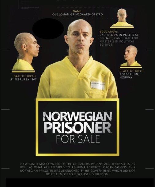 Norvegas įkaitas