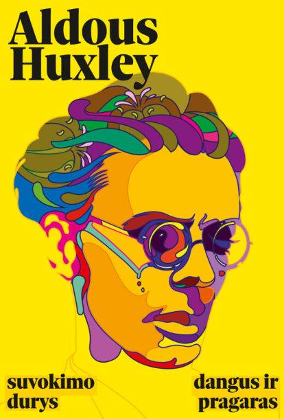 """Aldousas Huxley """"Suvokimo durys"""""""