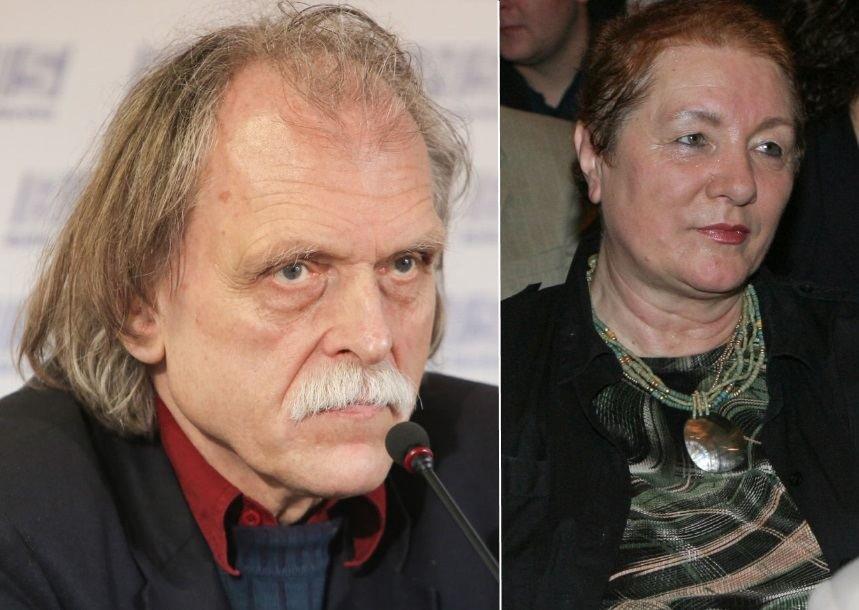 Vytautas Rubavičius ir Vidmantė Jasukaitytė