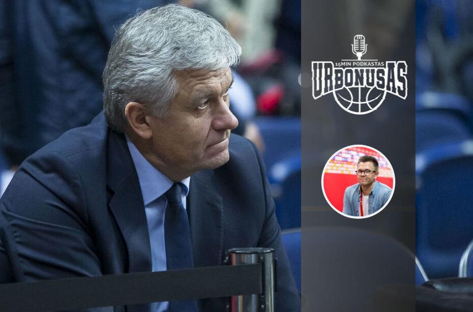 """Ginas Rutkauskas podkate """"urBONUSas"""" papasakojo apie krepšinio vadybininkų darbo užkulisius"""