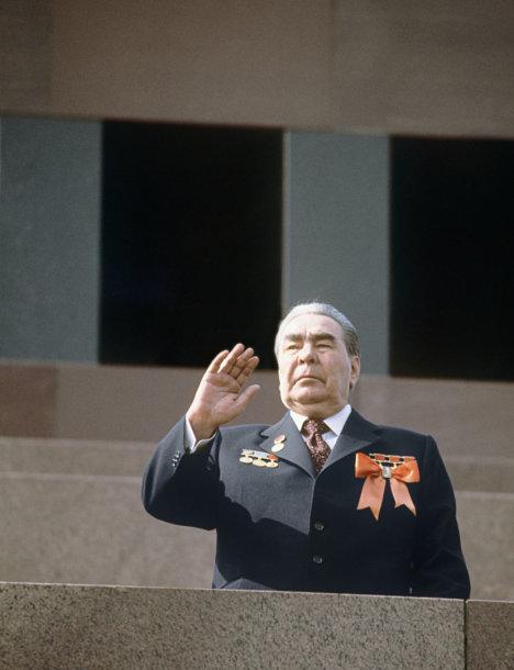 Leonidas Brežnevas (1981 m.)