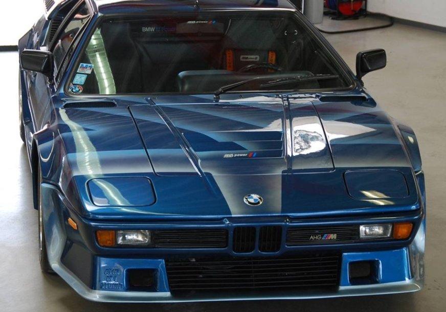 "Parduodamas ""BMW M1 AHG Studie"""