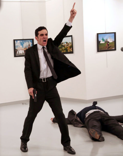 Nužudytas Andrejus Karlovas