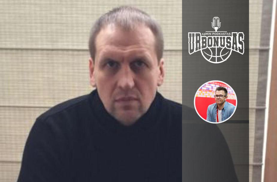A.Javtokas dalijosi įžvalgomis apie krepšininkų paruošimo problemas Lietuvoje