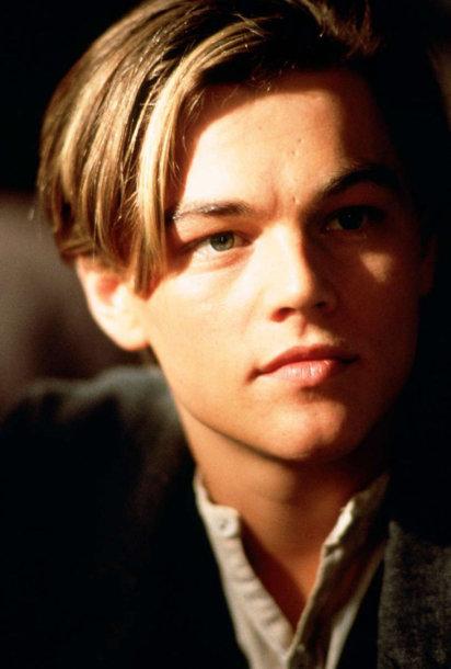 """Leonardo DiCaprio filme """"Titanikas"""" (1997 m.)"""