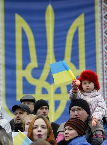 2014 – ieji Ukrainoje – Rusijos agresijos metai