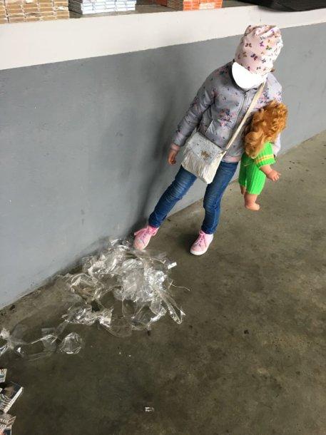 Kontrabandininkės dukra