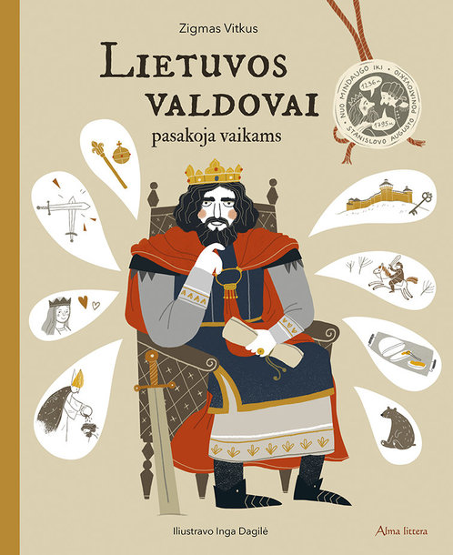 """""""Lietuvos valdovai"""""""