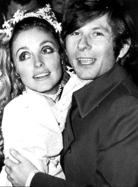 Romano Polanski ir Sharon Tate vestuvės
