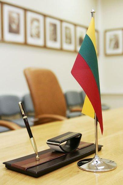 Lietuva pirmininkauja konferencijai.