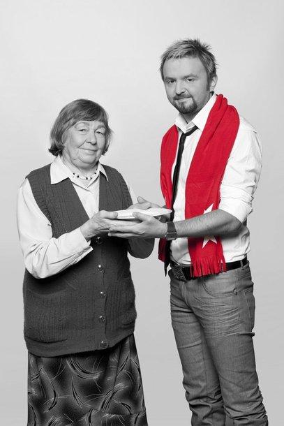 Senolė ir Stano