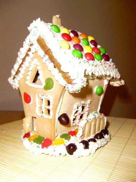 """""""Kalėdinis namelis"""""""