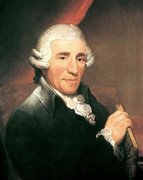 Kompozitorius Josephas Haydnas