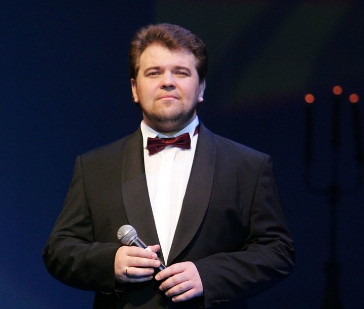 Solistas Vaidas Vyšniauskas