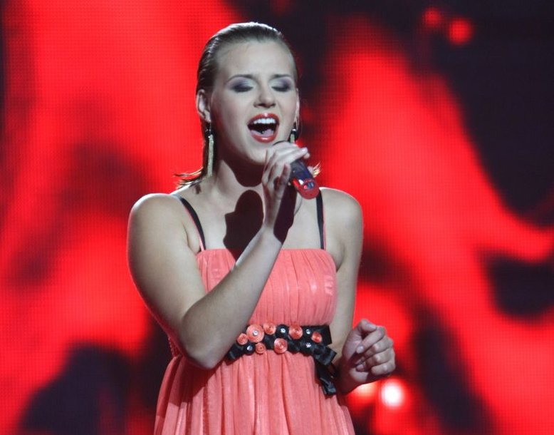 Dainininkė Vilija Matačiūnaitė