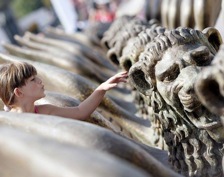 Venecijos kino festivalio liūtai