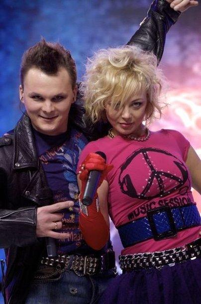 Giedrius Leškevičius ir Mia