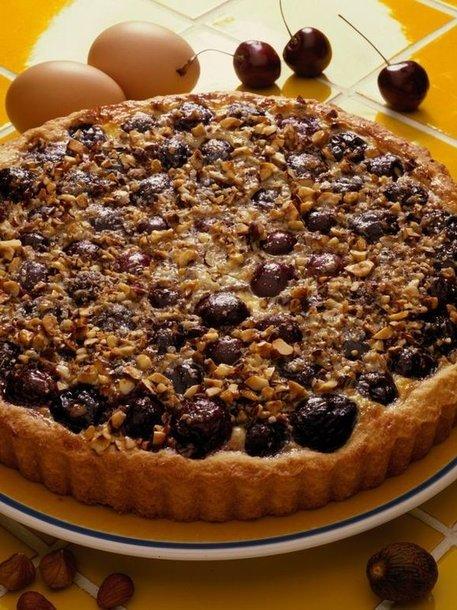 Vyšnių pyragas