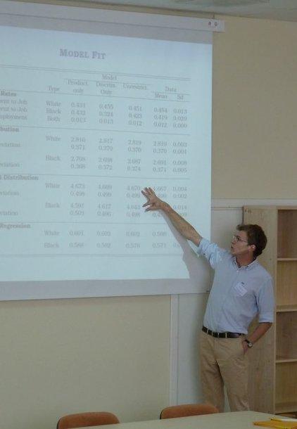 VU TVM vyko pirmasis tarptautinis lietuvių doktorantų susitikimas.