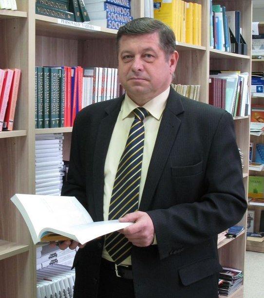 VU Tarptautinio verslo mokyklos profesorius A. Paškevičius